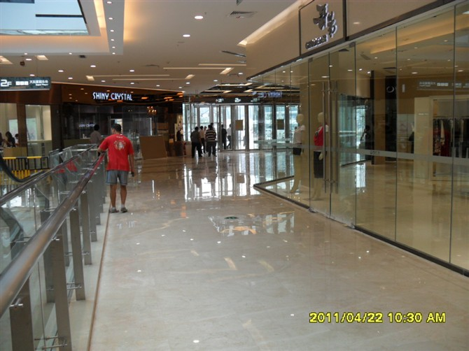 图纸玻璃隔断商场cad提取字体+图纸图片